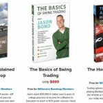 Jason Bond - Dvds for Traders (All 4 Programs) Download