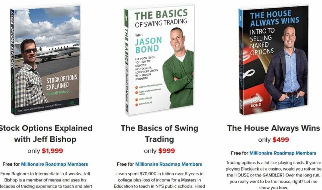 Jason Bond - Dvds for Traders (All 4 Programs) Download