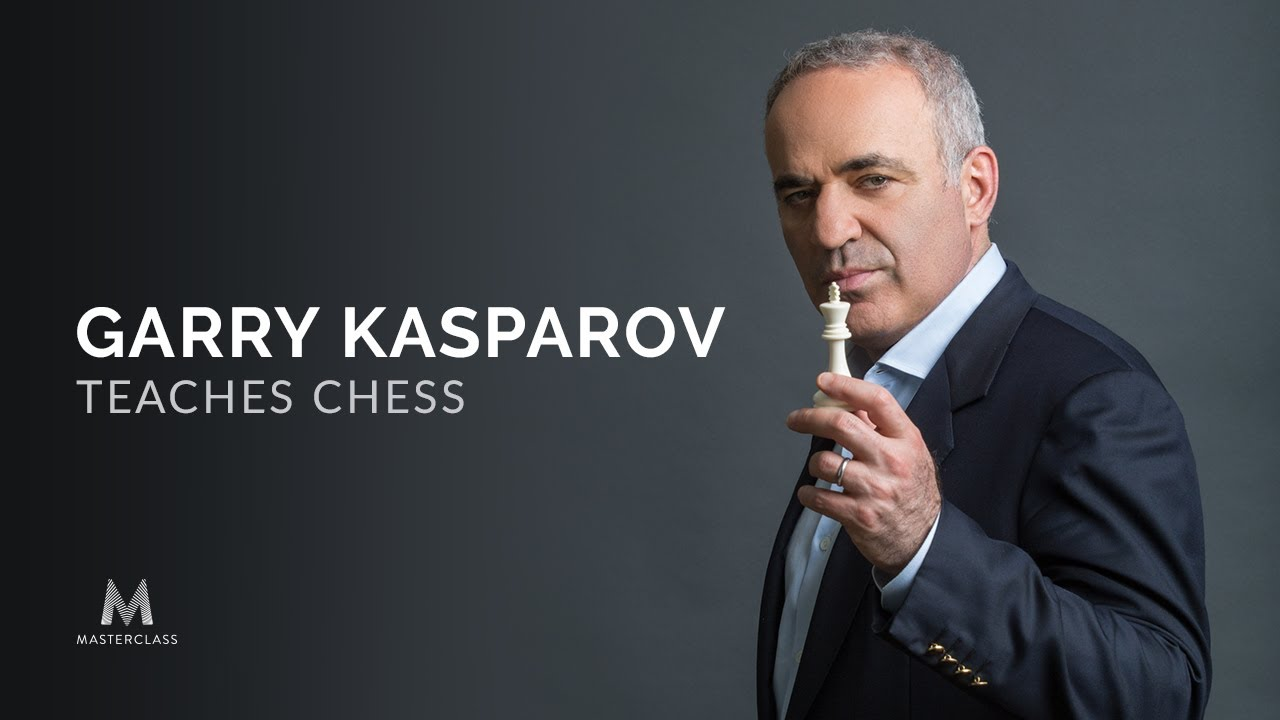 Masterclass - Garry Kasparov Teaches Chess Download