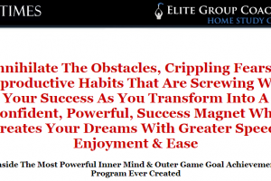 Michael Breen – Elite Group Coaching Download