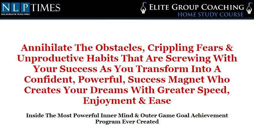 Michael Breen – Elite Group Coaching Download