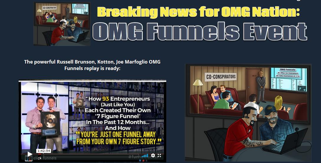 OMG Funnels Event Download