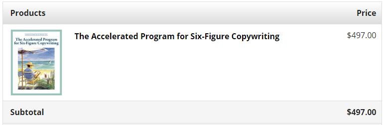 Paul Hollingshead – AWAI's Accelerated Program for Six-Figure Copywriting Download