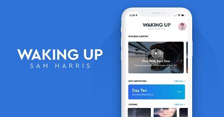 Sam Harris - Waking Up - A Meditation Course