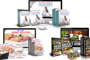 TOTAL HEALTH and FITNESS PLR Bundle Download