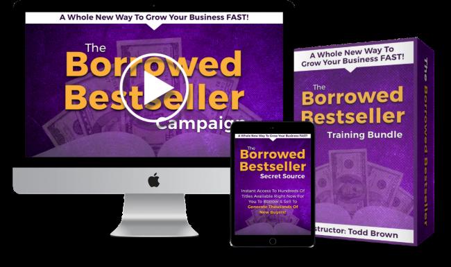 Todd Brown – Borrowed Best Seller Download
