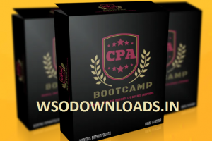 CPA Bootcamp - Turn $10 Into $500 In 24 hrs Download