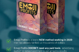 Dan Bradley and Manny Hanif - Emoji Profits + OTO's Download