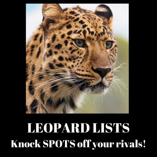 Dawud Islam - Leopard Lists Download