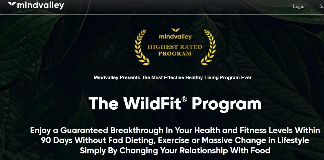 Eric Edmeades – The WildFit Program Download