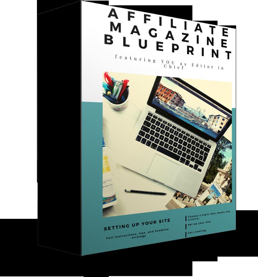 Erica Stone - Affiliate Magazine Blueprint Download