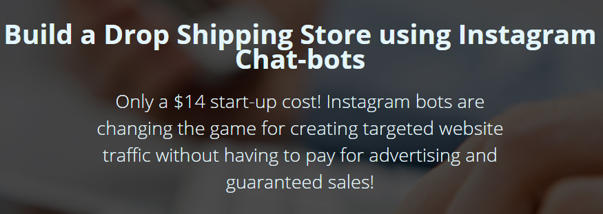 Gunnar Gronowski - Build a Drop Shipping Store using Instagram Chat-bots Download