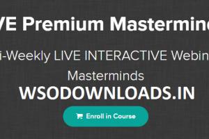 Jordan Mackey - Bye 9 To 5 LIVE Premium Mastermind Membership