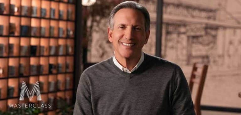MasterClass – Howard Schultz Business Leadership Download