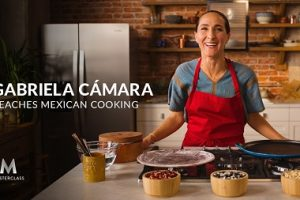 MasterClass - Gabriela Camara Teaches Mexican Cooking Download