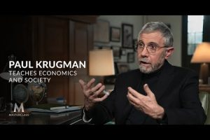 MasterClass - Paul Krugman Teaches Economics and Society Download