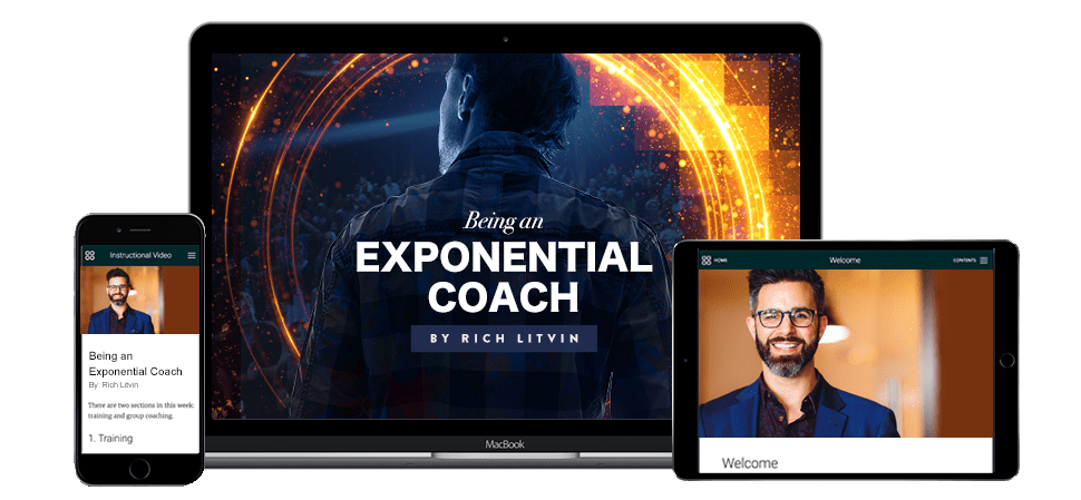 Rich Litvin – Being an Exponential Coach Download