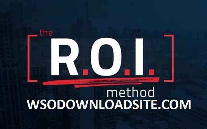 Scott Oldford – The R.O.I Method Course Download