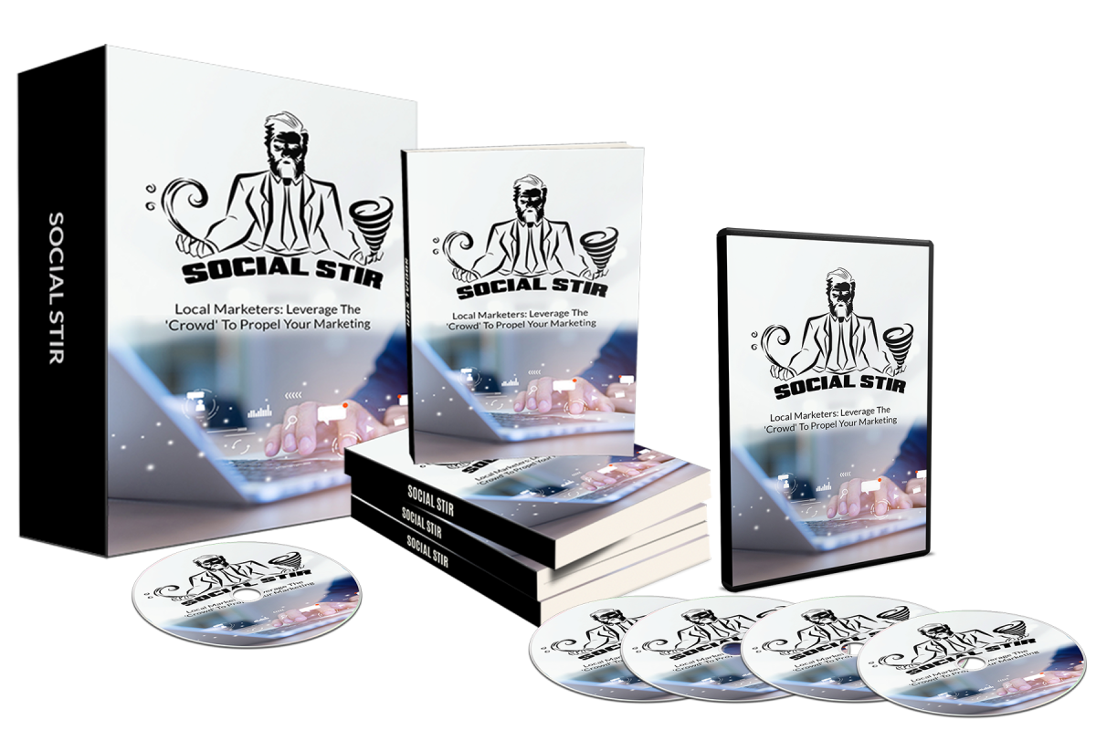 Social Stir - What You Wish They Told You About Marketing Download