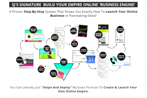 Stef Joanne – Build Your Empire Download