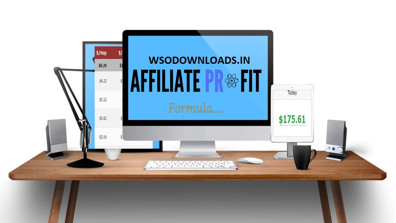 The Affiliate Profit Formula + OTO's Download