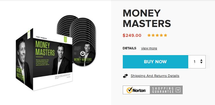 Tony Robbins - The New Money Masters Download