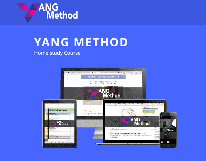 Yang Method - Home Study Course Download