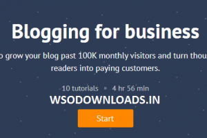 Ahrefs Academy - Blogging for Business Download