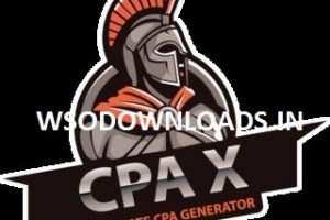 CPA X Blueprint - Ultimate CPA $100 Per Day Guide Download