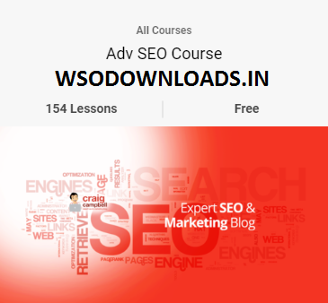 Craig Campbell - Advanced Seo Course Download
