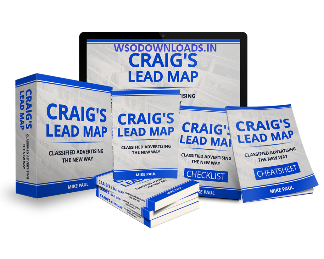 Craig's Lead Map Download