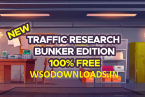 Eric Lancheres - Traffic Research Bunker Edition Download