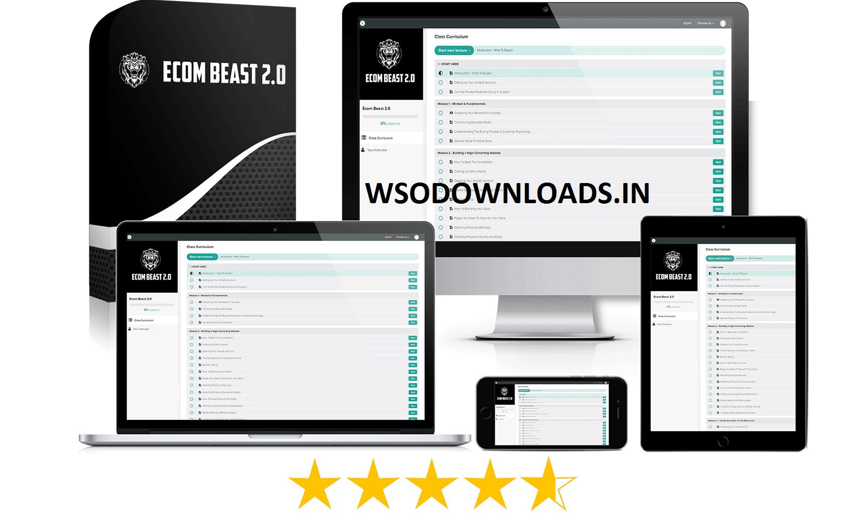 Harry Coleman Ecom Beast 2.0 - V3 Download