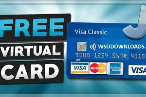 How To Get A Virtual Credit Card For Free Download