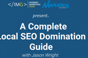 Jason Wright - Local SEO Domination 2020 Download