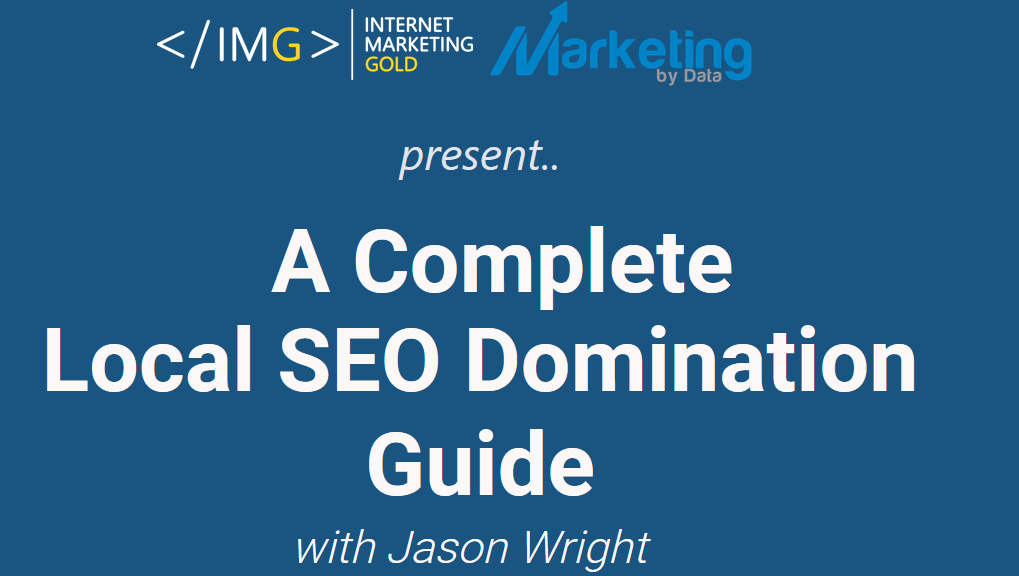 Jason Wright - Local SEO Domination 2020 Download