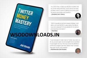 Jose Rosado - Twitter Money Mastery Download