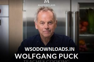 MasterClass - Wolfgang Puck Teaches Cooking Download