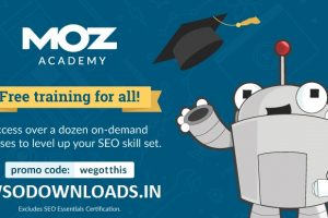 Moz Academy - Free Training for all Download