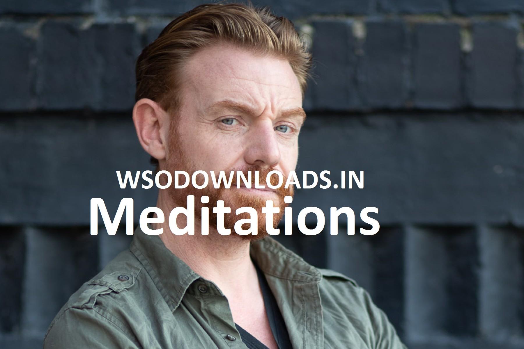 Shae Matthews - Meditations Download