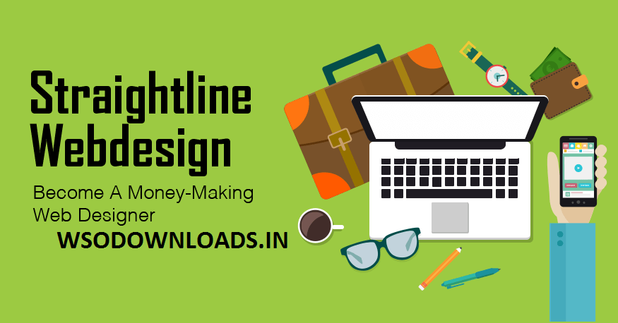 Straightline Webdesign Become A Money - Making Web Designer Download