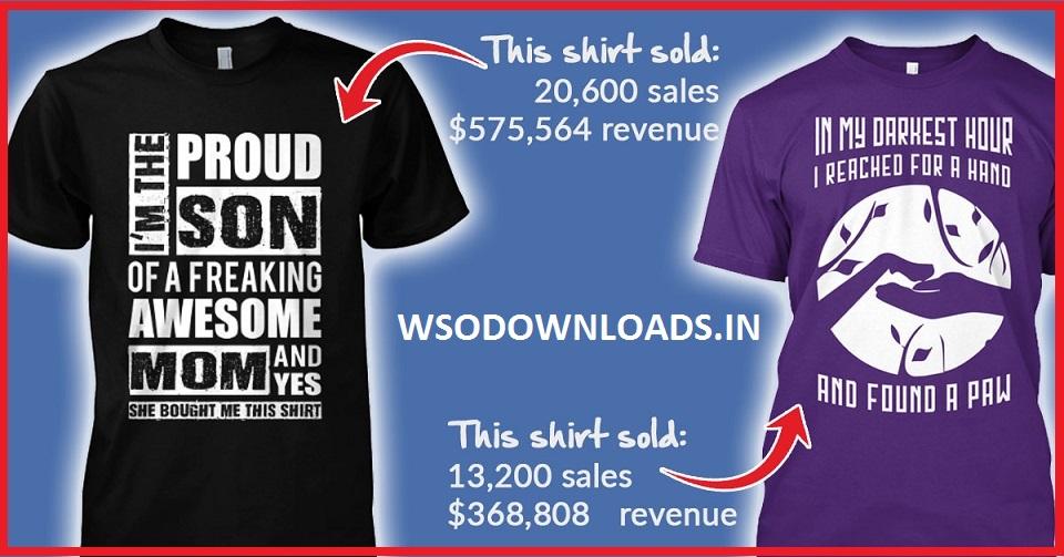 T-Shirt Profit Empire + 2020 Starter Bundle Download