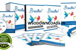 Breathe - UnstoppablePLR.com Download