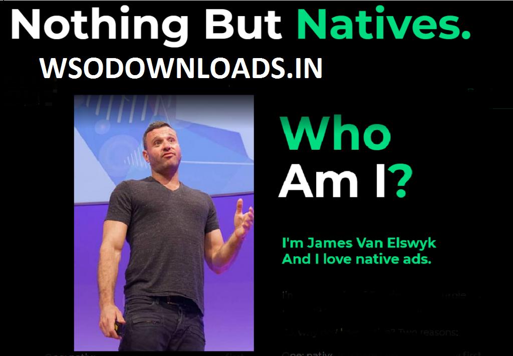 James Van Elswyk & Friends – Nothing But Natives Download