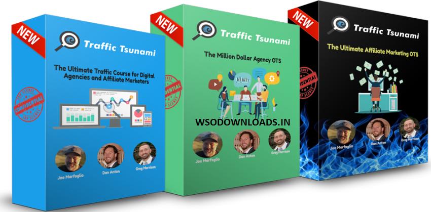OMG Machines – Traffic Tsunami & Fusion Protocol Download