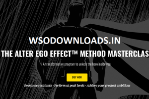 Todd Herman - The Alter Ego Effect Method Masterclass Download