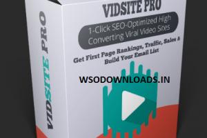 VidSite Pro + OTO's Download