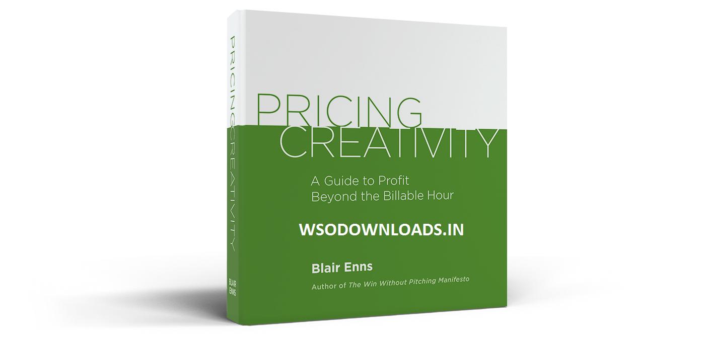 Blair Enns – Pricing Creativity