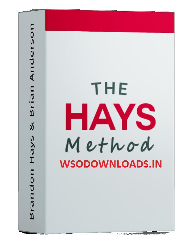 The Hays Method Download