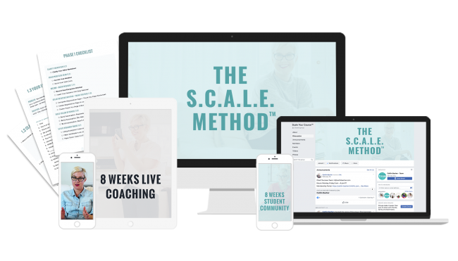 Caitlin Bacher – Scale Your Course Download